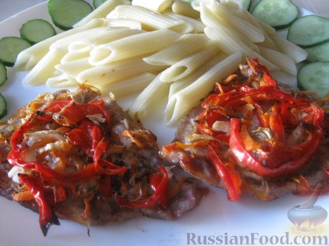 рецепты запеченного мяса в духовке с фото