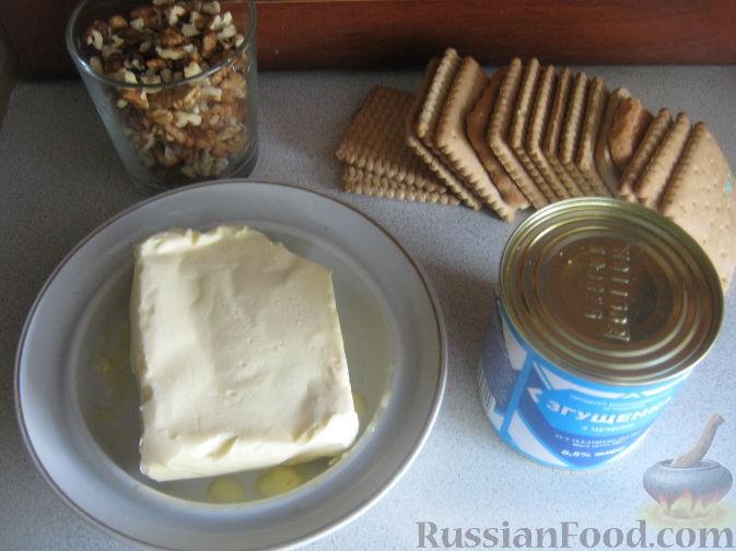 Торт без выпечки - Основа рецепта