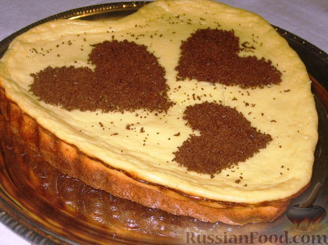 Рецепт Морковно-творожный пирог