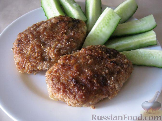 Фото приготовления рецепта: Запечённые котлеты из куриного фарша с морковью - шаг №1