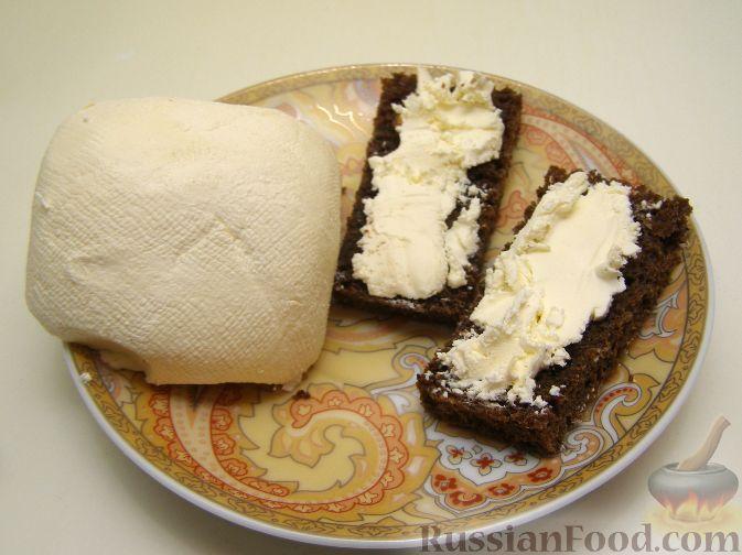 Рецепт Сливочный сыр (крем-сыр) в домашних условиях