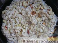 Фото приготовления рецепта: Куриное мясо, запечeнное в маринаде - шаг №11
