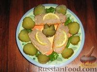 Фото к рецепту: Паштет из печени по-итальянски