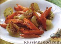 Фото к рецепту: Морковное соте