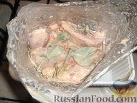 Фото приготовления рецепта: Курочка, как на шашлыки - шаг №4