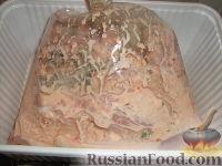 Фото приготовления рецепта: Курочка, как на шашлыки - шаг №5