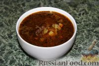 Фото к рецепту: Тат, картофельный суп. Постная модификация