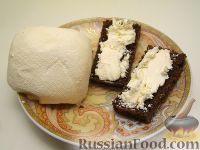 Фото к рецепту: Сливочный сыр (крем-сыр) в домашних условиях