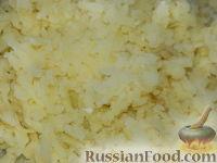 """Фото приготовления рецепта: Простой салат с курицей """"Квочка"""" - шаг №3"""