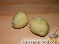 """Фото приготовления рецепта: Простой салат с курицей """"Квочка"""" - шаг №2"""