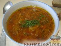 Фото к рецепту: Самый настоящий украинский борщ