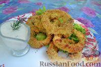 Фото приготовления рецепта: Луковые кольца в кляре - шаг №1
