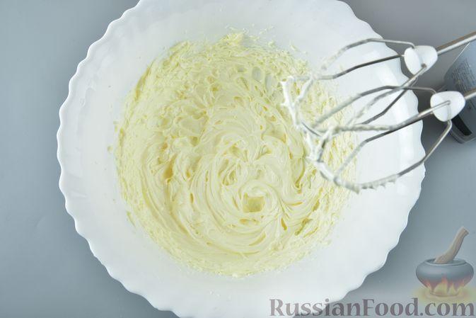 Фото приготовления рецепта: Жареная картошка с курицей и салом - шаг №12