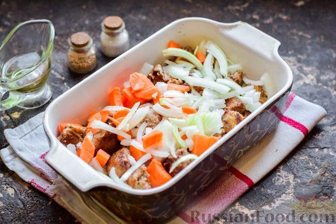 Фото приготовления рецепта: Паштет из куриной печени - шаг №2