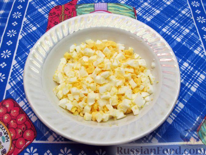 Фото приготовления рецепта: Лимонный пирог на гречневой муке - шаг №9