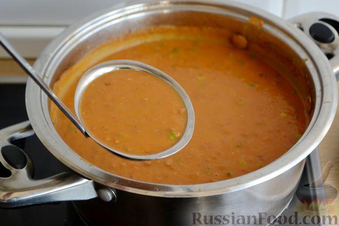 Фото приготовления рецепта: Закрытые песочные мини-пироги с грибами и фасолью - шаг №4