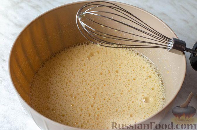 Фото приготовления рецепта: Куриный рулет с печенью - шаг №16