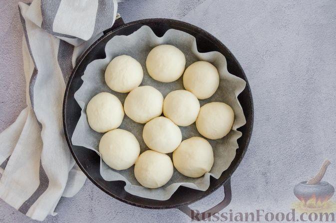 Фото приготовления рецепта: Рис с курицей и тыквой - шаг №7