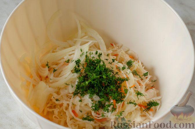 Фото приготовления рецепта: Морковный суп-пюре с яблоками и моцареллой - шаг №1