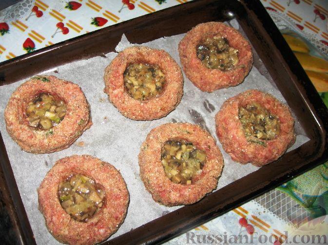 рецепты фото духовке Мясные блюда в с