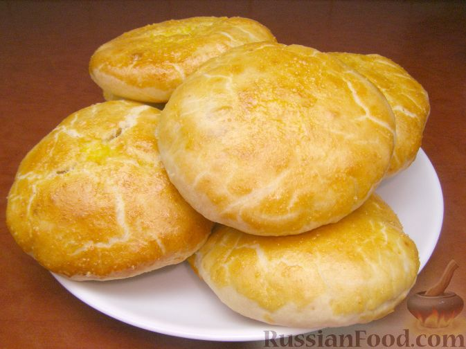 Рецепт Хачапури по-грузински