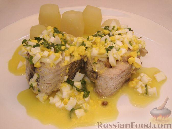 Рецепт Рыба по-польски
