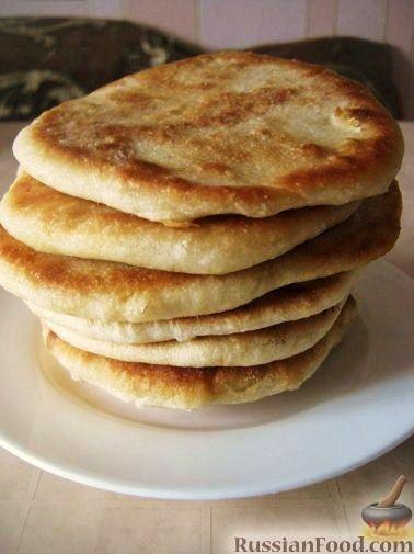 Рецепт Хлебные лепешки