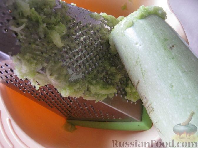 сладкие оладьи из кабачков рецепт с фото