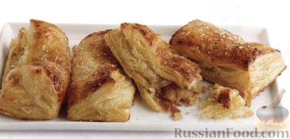 Рецепт Слойки с яблоками