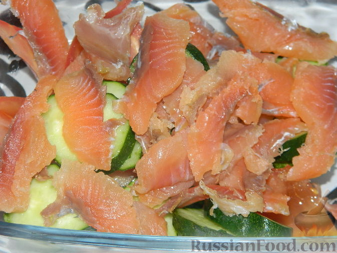 рецепт овощной салат с сыром и