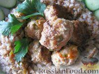 Фото к рецепту: Мясные фрикадельки