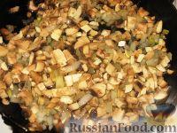 Фото приготовления рецепта: Мясные гнезда - шаг №2
