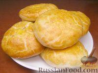 Фото к рецепту: Хачапури по-грузински