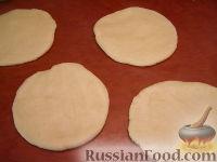 Фото приготовления рецепта: Хачапури по-грузински - шаг №11