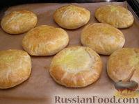 Фото приготовления рецепта: Хачапури по-грузински - шаг №17