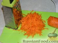 Фото приготовления рецепта: Нежные печеночные оладьи - шаг №4