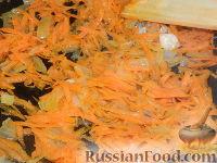 Фото приготовления рецепта: Нежные печеночные оладьи - шаг №5