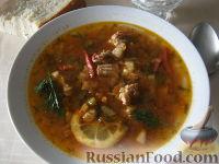 Фото к рецепту: Украинская солянка