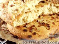 Фото к рецепту: Сладкий ванильный хлеб