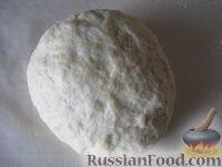 Фото приготовления рецепта: Хлебные лепешки - шаг №3