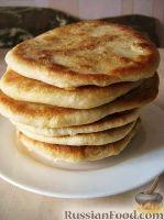 Фото к рецепту: Хлебные лепешки