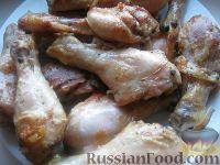 Фото к рецепту: Куриные ножки по-грузински