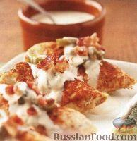 Фото к рецепту: Куриное филе, приготовленное в медленноварке