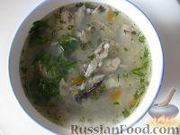 Фото к рецепту: Суп из тюльки