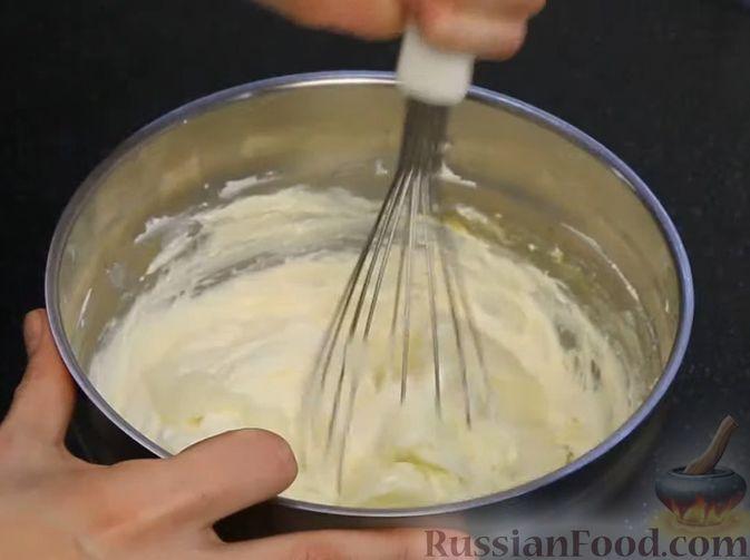 Фото приготовления рецепта: Несладкий картофельный хворост - шаг №20