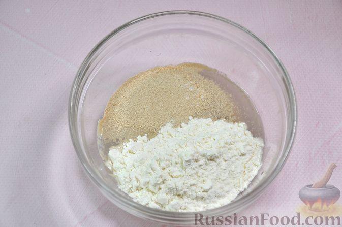 Фото приготовления рецепта: Рис с имбирём, пряностями, апельсиновым соком и цедрой - шаг №7