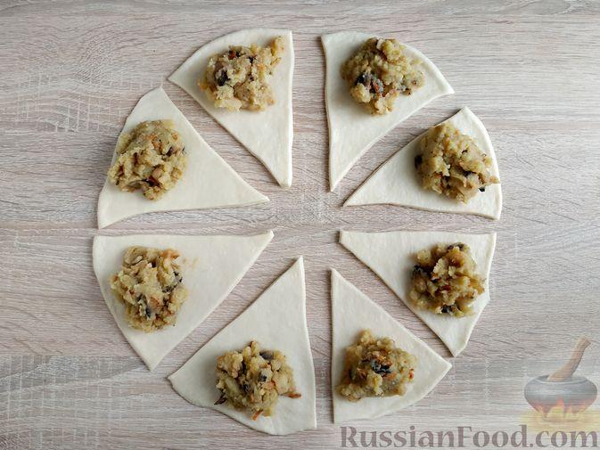 Фото приготовления рецепта: Луково-картофельный суп-пюре - шаг №6