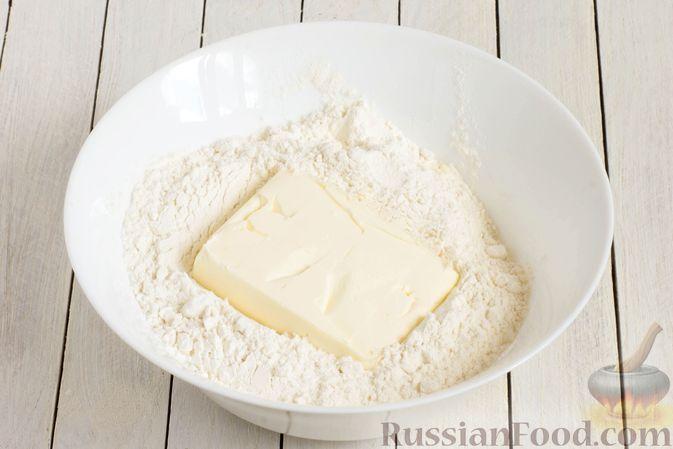 Фото приготовления рецепта: Капустные котлеты с пшеном, в панировке - шаг №1