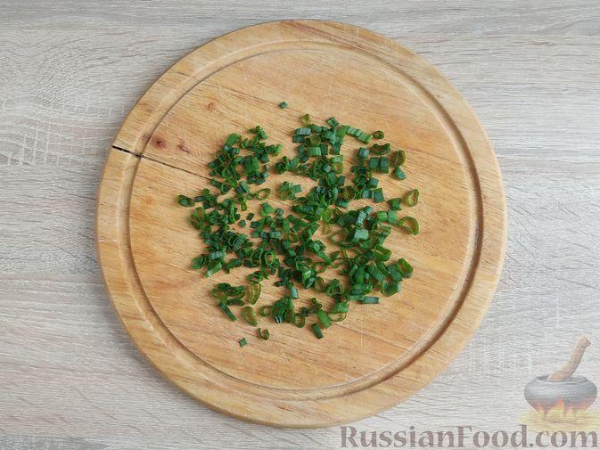 Фото приготовления рецепта: Куриное филе, запечённое с овощами - шаг №14