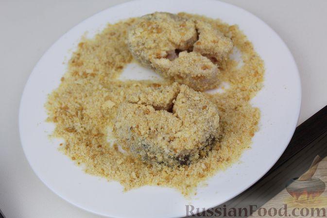 Фото приготовления рецепта: Куриный суп с картофелем и луково-мучной заправкой - шаг №6